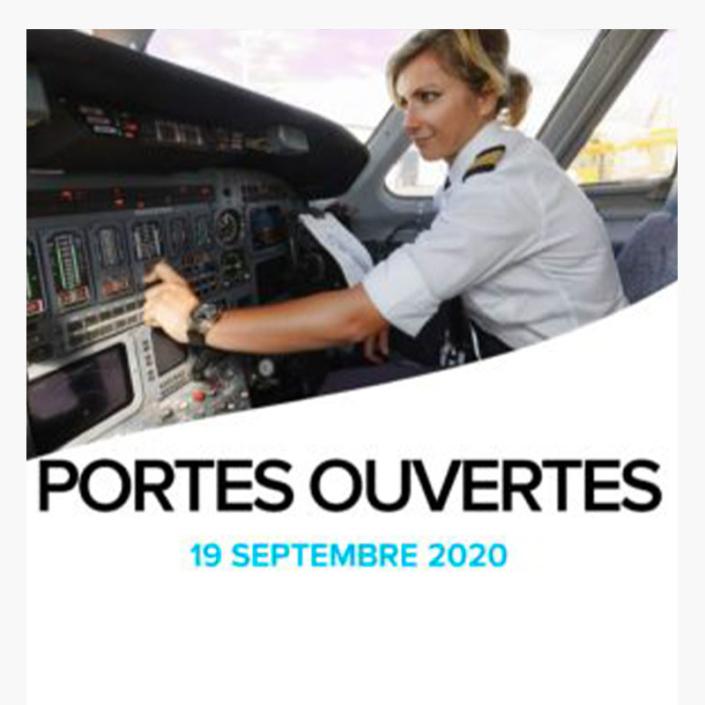 Portes ouvertes formation pilote de ligne