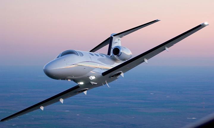 Avion Cessna citation mustang