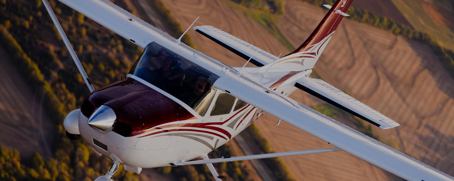 """Cessna a fait de l'école de pilotage ASTONFLY son unique """"Cessna Pilot Center"""" en France"""