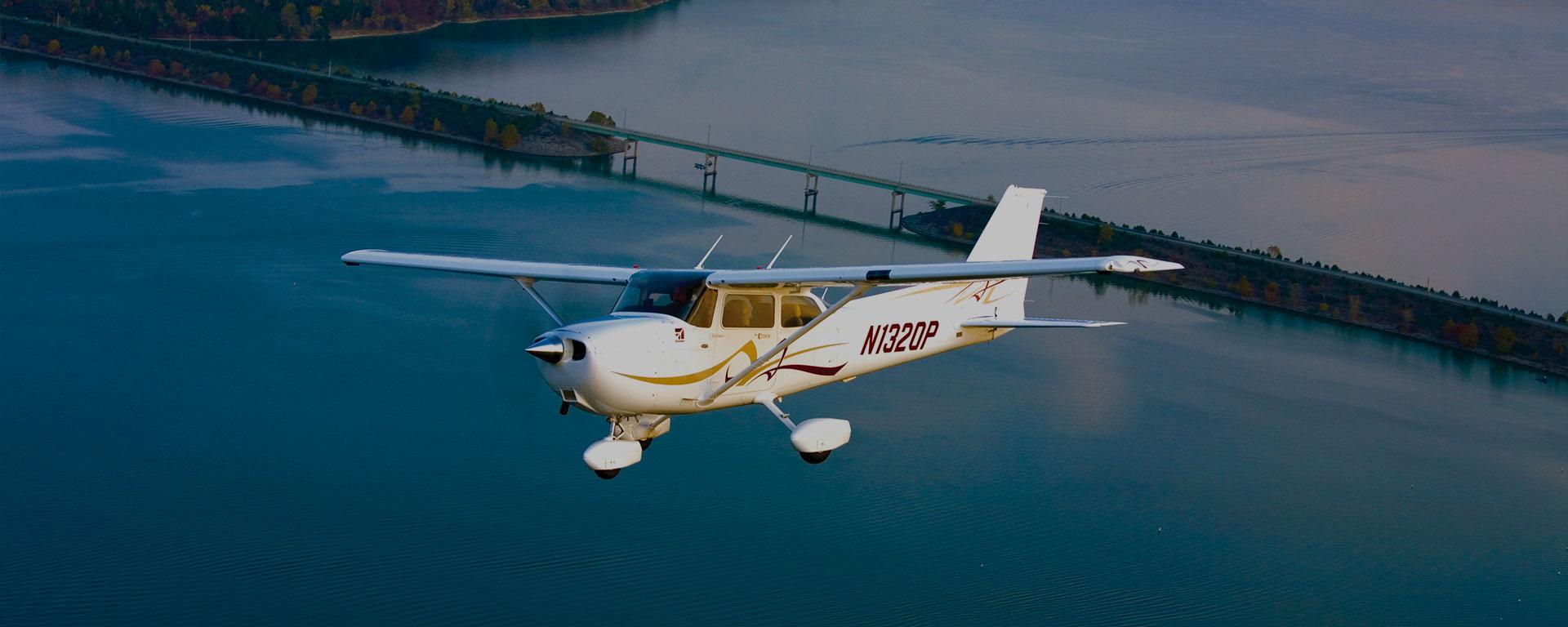 Header Cessna 172S