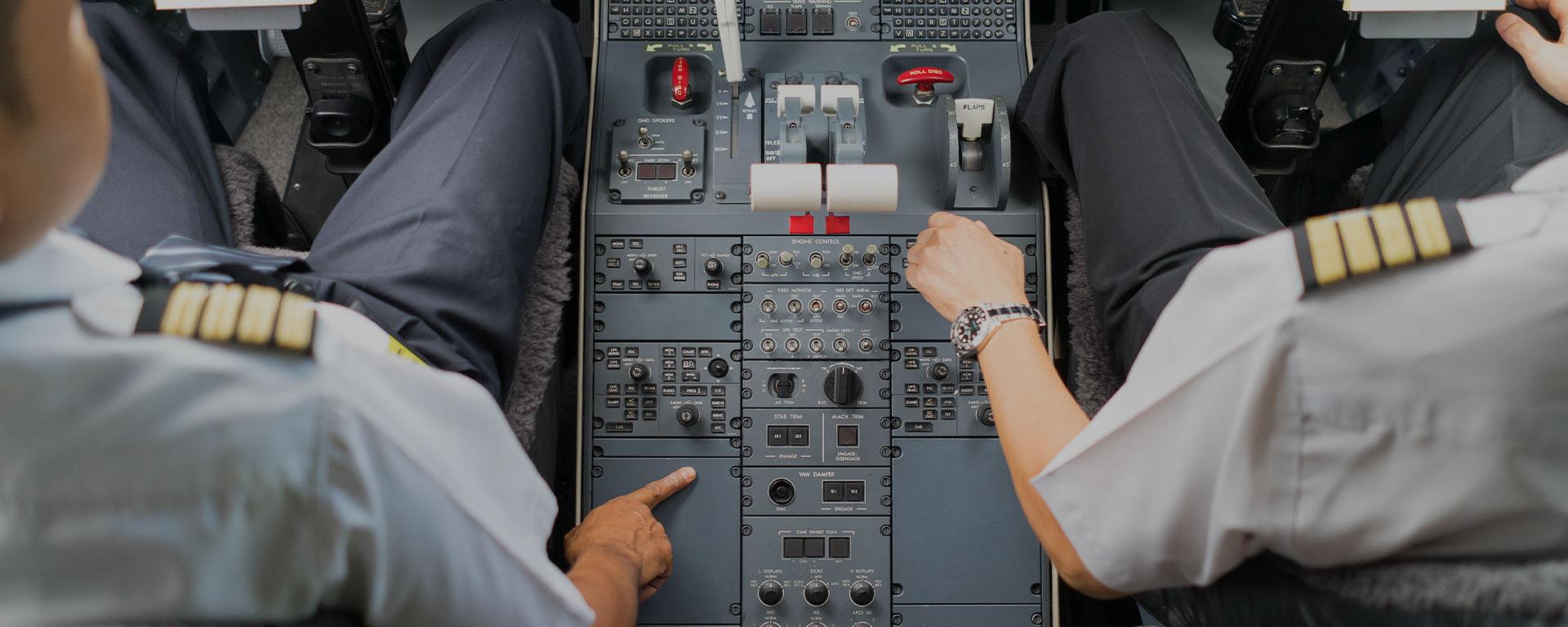 Header formation pilote de ligne