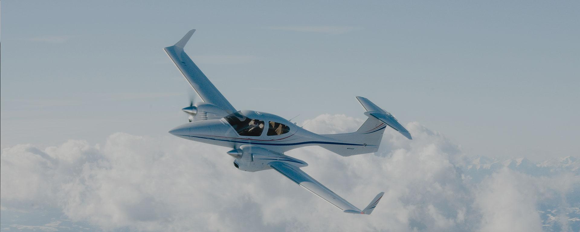 Qualification avion multimoteur à pistons - mep