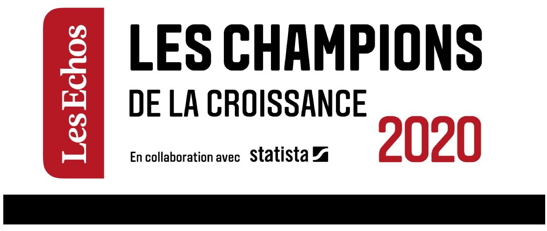 Clair Group les champions de la croissance 2020 Les Échos