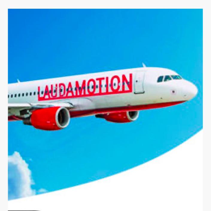 Partenariat entre Astonfly et Laudamotion