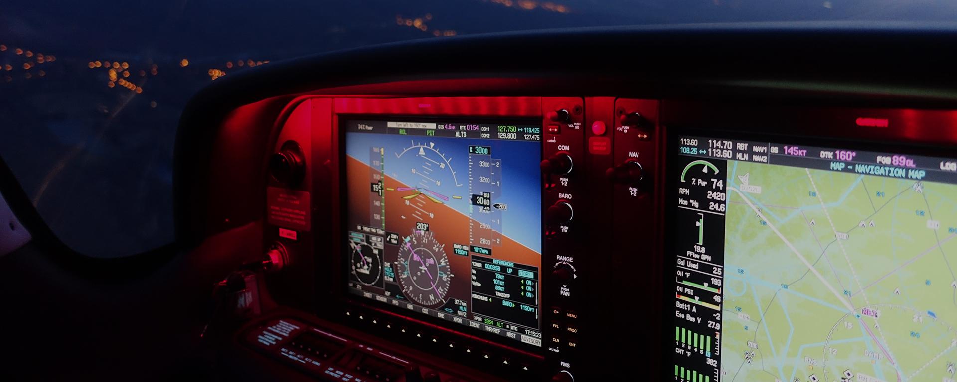 Qualification au vol de nuit