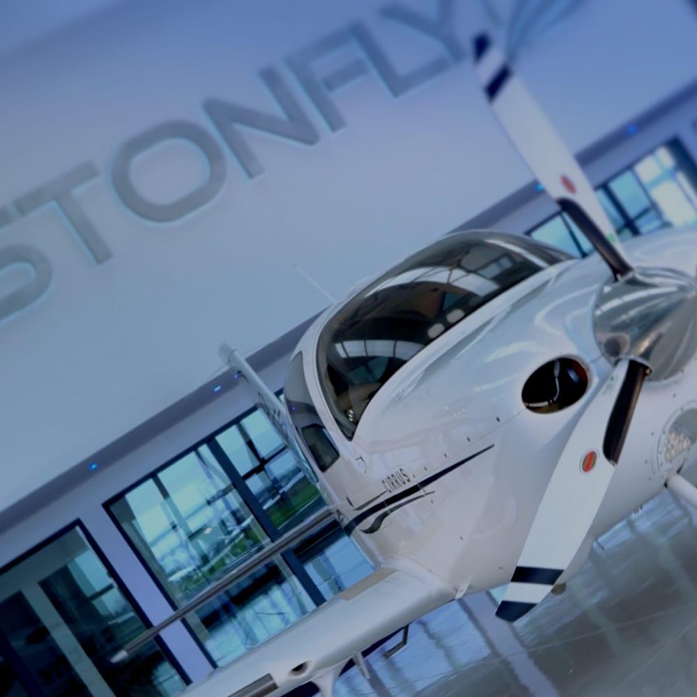 Des avions modernes au sein de la flotte Astonfly
