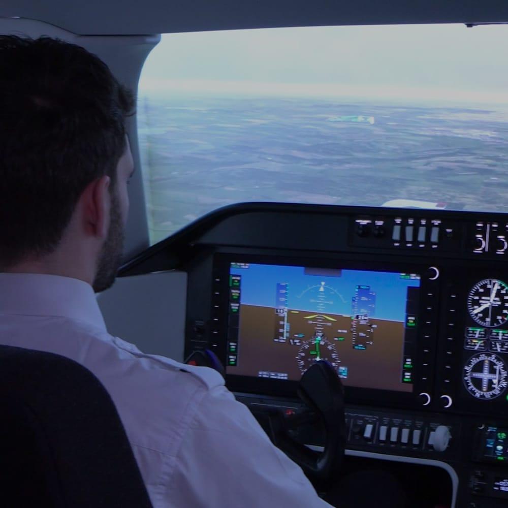 Découvrez les simulateurs de vol disponible chez Astonfly