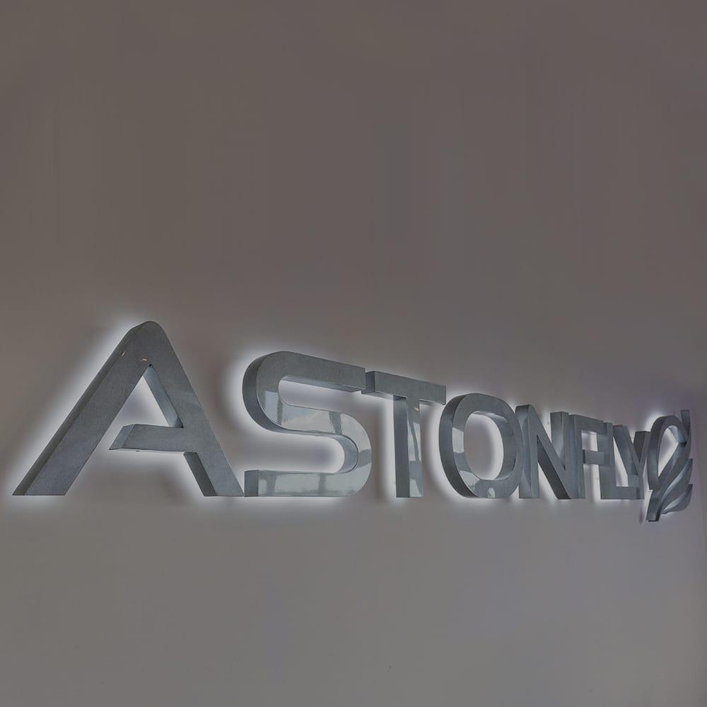 Contactez Astonfly