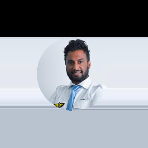 Rajeev Domah Instructeur Astonfly