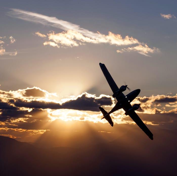 stage de transition avion