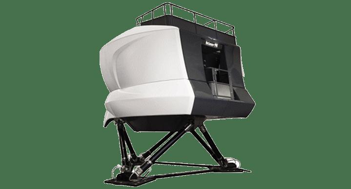 Simulateur FNPT II MCC - B737