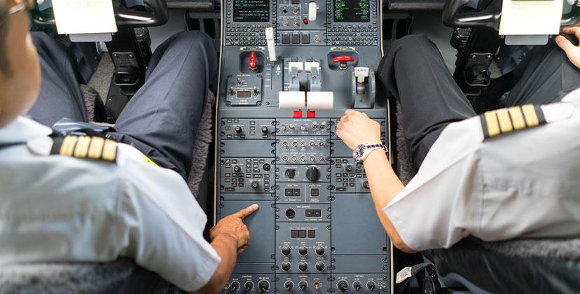 Formation Pilote de Ligne après le Bac près de Paris
